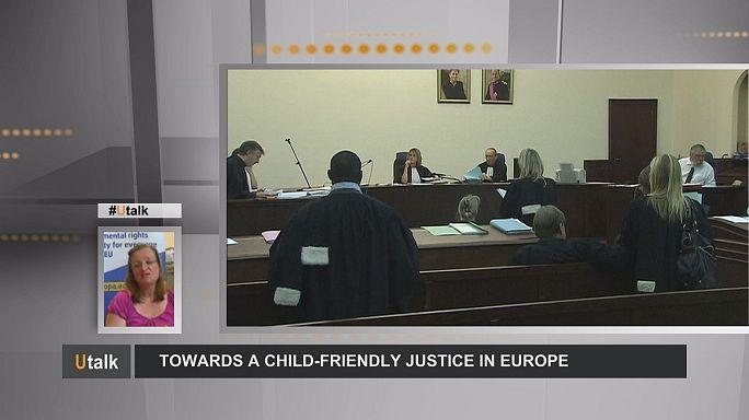 نحو عدالة صديقة للطفل في أوروبا