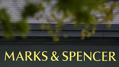 Britain's M&S sees first profit rise in four years
