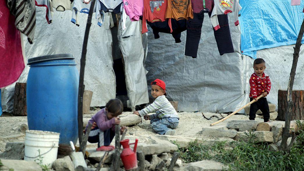 """Dans """"La petite Syrie"""", le camp de réfugiés d'Öncüpınar en Turquie"""