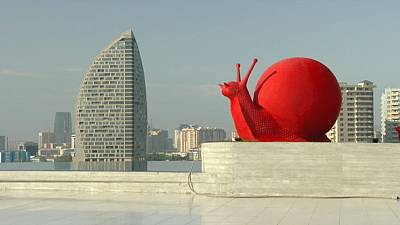 Interkultureller Dialog in Baku - wo die Welt ins Gespräch kommt