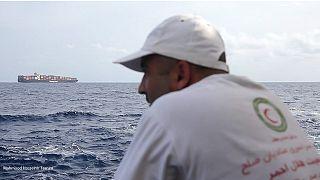 کشتی «نجات» برای بازرسی توسط سازمان ملل به جیبوتی می رود