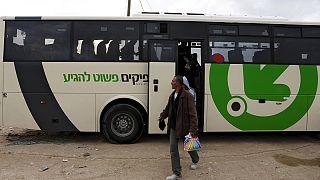 """Нетаньяху остановил """"транспортный апартеид"""""""
