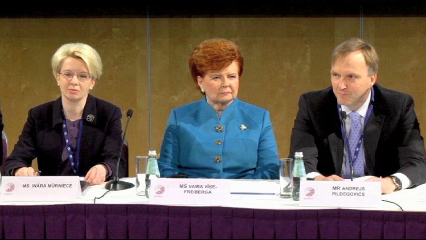 Cumbre de Riga ensombrecida por Ucrania y Rusia
