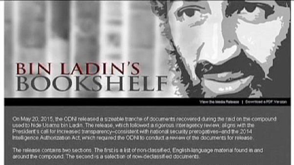 الاستخبارات الأمريكية ترفع السرية عن وثائق لأسامة بن لادن