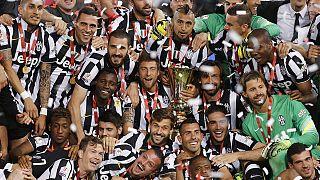La Juventus toujours en lice pour le triplé