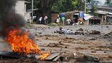 "Anhaltende Proteste in Burundi - Nkurunziza beteuert: ""Land ist sicher"""