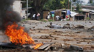 Burundi'de gerilim sürüyor
