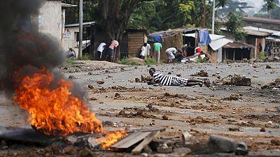 Burundi: Nkurunziza apela ao regresso dos que partiram enquanto polícia dispara contra manifestantes