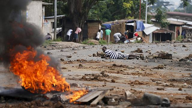 Újabb összecsapások Burundiban