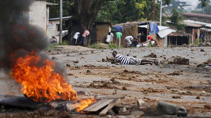 Бурунди: беженцы идут в соседние страны, где умирают от холеры