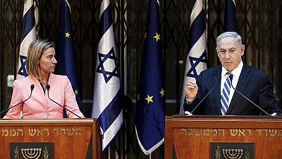 Netanyahu supports call for a two-state solution with Palestinians
