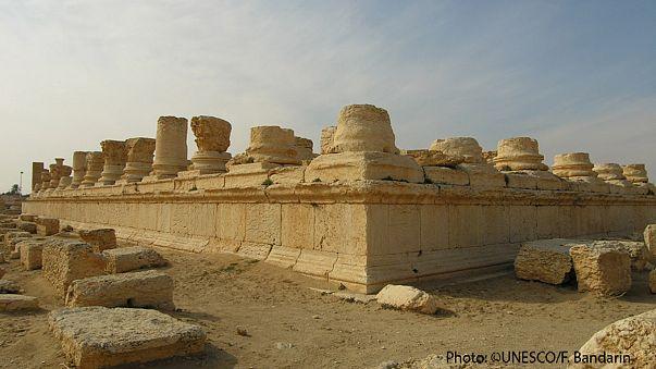 IS-Dschihadisten erobern UNESCO-Weltkulturerbe Palmyra