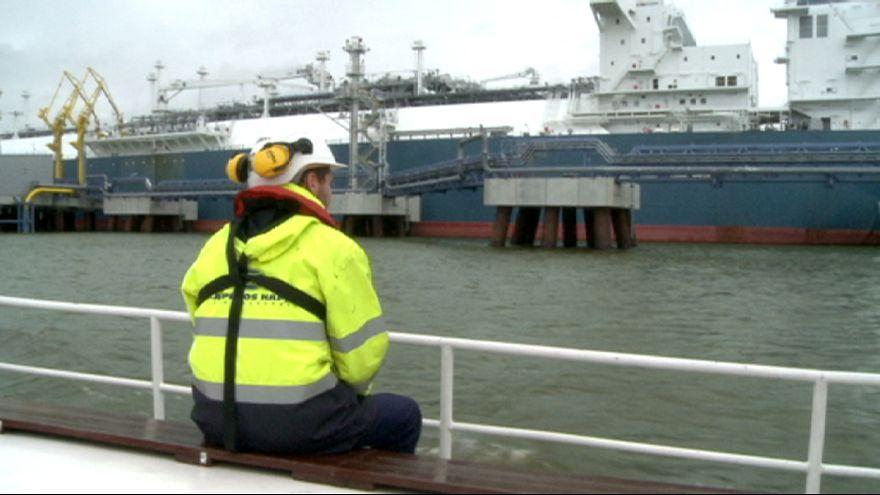 La frêle Lituanie face au géant russe Gazprom