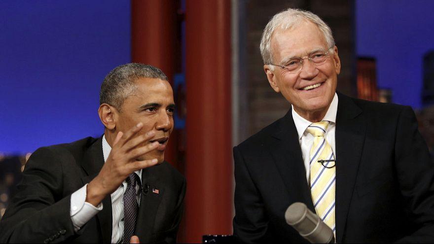 David Letterman prend sa retraite après 33 ans de carrière