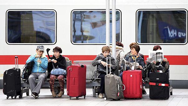 Allemagne : fin de la grève des conducteurs de train
