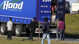David Cameron anuncia duras medidas contra la inmigración irregular en el Reino Unido