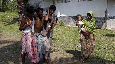 Malaysia e Indonesia accettano temporaneamente profughi Royngia