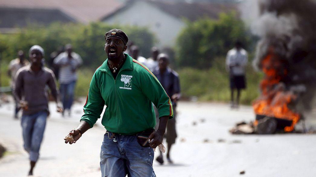 Al menos un muerto en una nueva jornada de protestas en Burundi