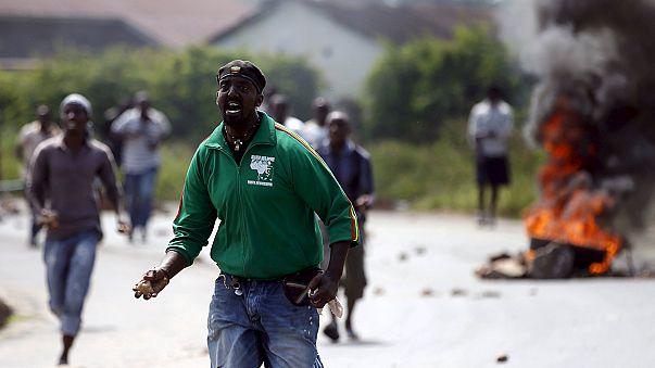 Neue Proteste gegen den Präsidenten in Burundi