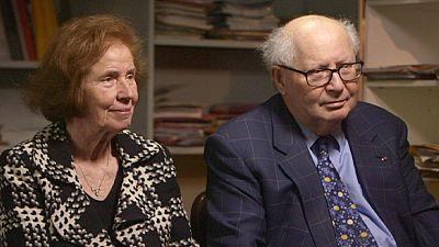 Beate und Serge Klarsfeld: Wegbereiter der Erinnerung