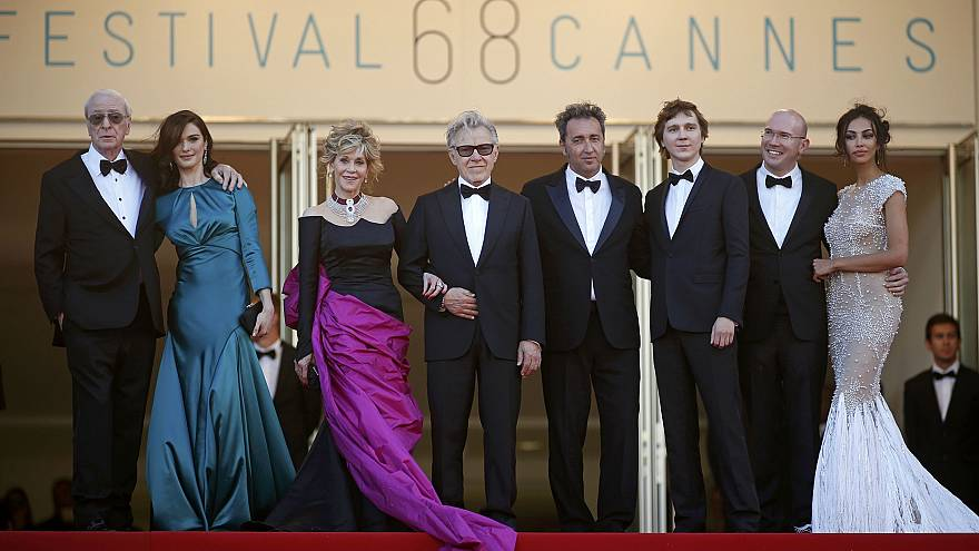 68.Cannes Film Festivali - Canlı anlatım
