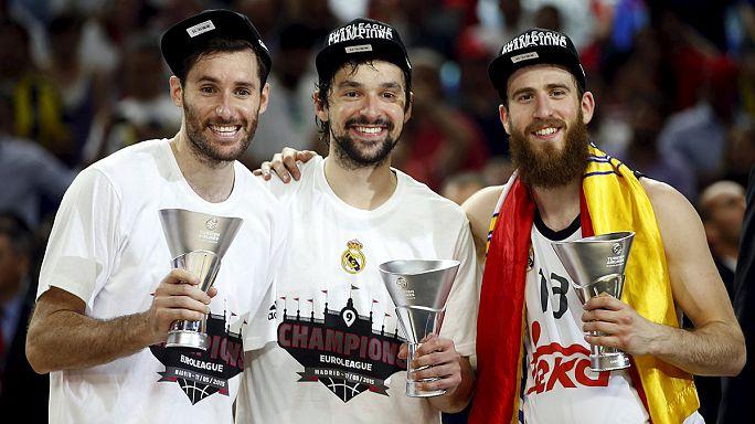 Sports United : les Espagnols ont le basket, les Français ont le squash