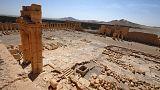 داعش يسيطر بالكامل على مدينة تدمر الأثرية وسط سوريا