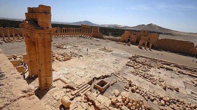 Syrie : Palmyre sous contrôle du groupe Etat Islamique