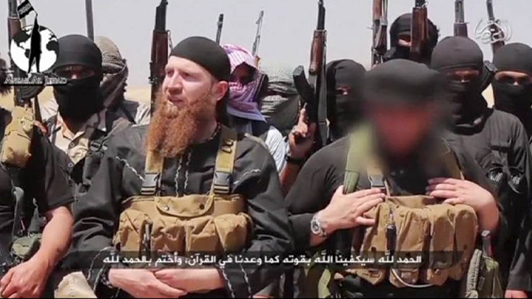 Etat islamique : expert en recrutement