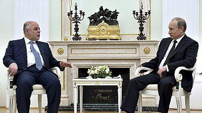 Entre Moscou et Bagdad, les relations sont au beau fixe