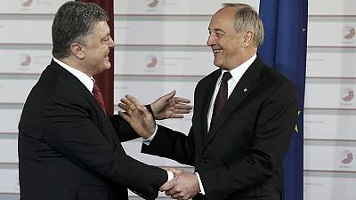 Poroshenko has 'full evidence' of Russia's presence in Ukraine