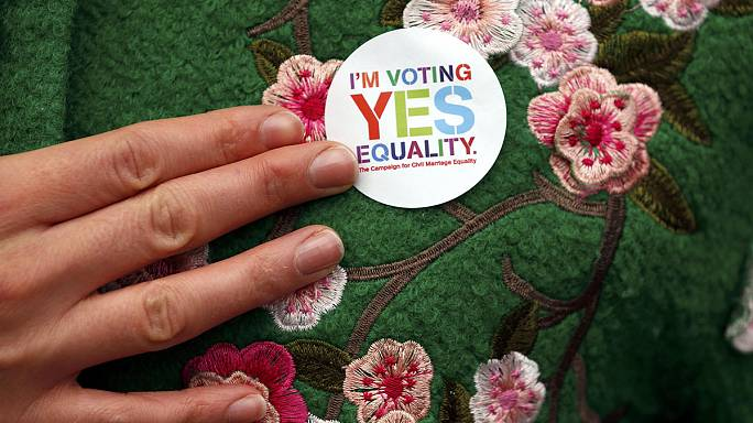 Az azonos neműek házasságának engedélyezéséről szavaz Írország pénteken
