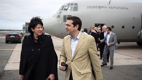 Με C-130 στην Σύνοδο Κορυφής ο Αλέξης Τσίπρας (φωτο)