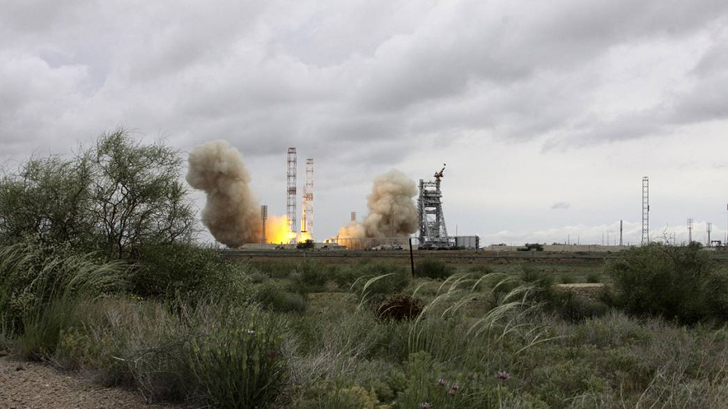 Rocket failures deal heavy blow to Russia space programme