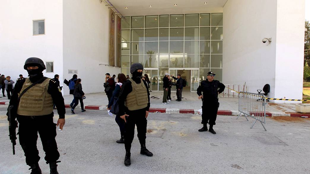 Bardo museum attack suspect had been rescued off migrant boat, say police