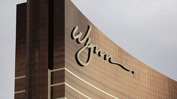 Image: The Wynn Las Vegas hotel and casino