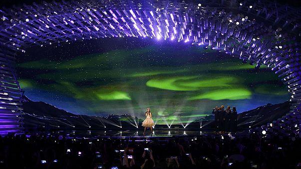 Eurovision'da finalistler belli oldu