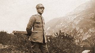 """Moments of Life"": memoirs of a WW1 Italian General"