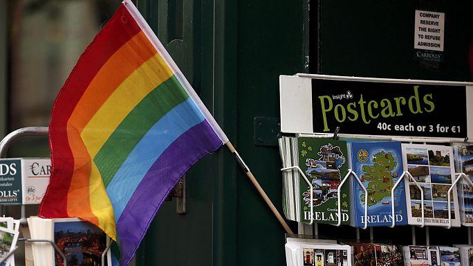 İrlanda'da 'eşcinsel evlilik' halk oylamasında