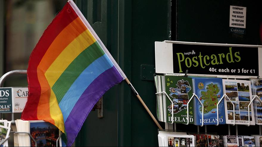 "Ireland expected to say ""I do"" to gay marriage"
