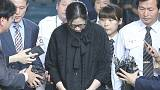 Ex-Korean Air executive Heather Cho freed in 'nut rage' case