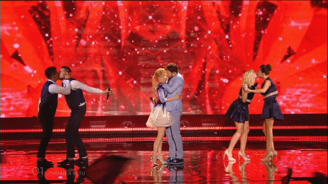 Eurovision 2015 : dernière ligne droite