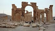 "ISIL razing of Palmyra's cultural heritage ""not foregone conclusion"""