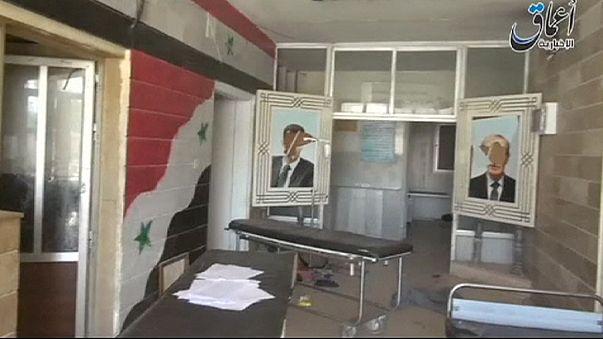 Importantes avances de Al Qaeda y el grupo Estado Islámico en Siria