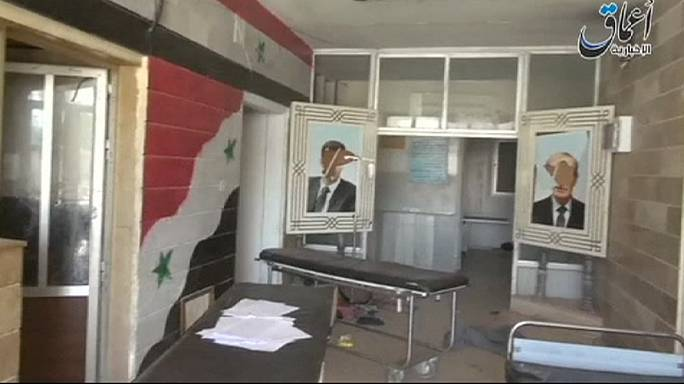 Szíria: a dzsihadisták két határnál is előrenyomultak