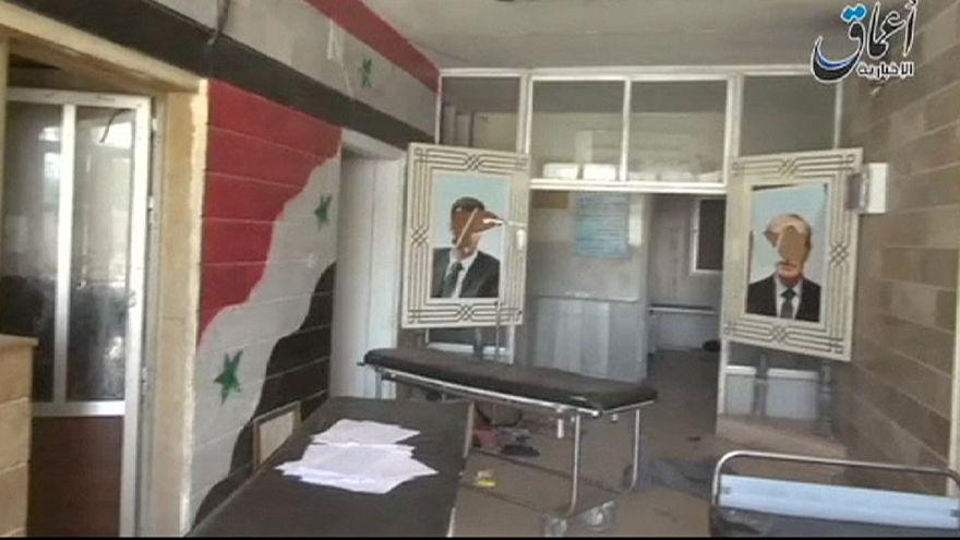 In Syrien stoßen Islamisten an mehreren Fronten vor
