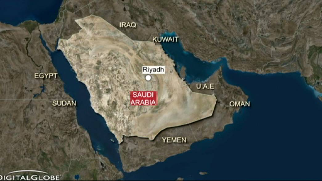 'Suicide bomb' at Shi'ite mosque in Saudi Arabia