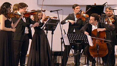 Festival Rostropovich anima Bacu