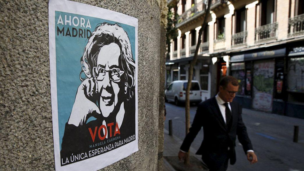 Spagna alle urne fra crisi dei grandi partiti e speranze delle nuove formazioni politiche