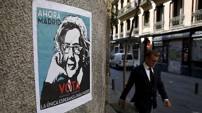 İspanya'da seçimlerle iki partili sistemin sona ermesi bekleniyor